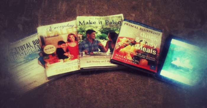 Some of our Paleo Books