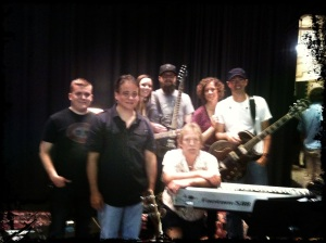 Corey, Stan, Jess, Chad, Bob, Nikki, HL