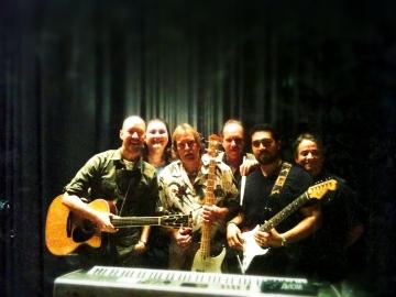 HL, Traci, Bob, Kenny, Jonathan, Stan