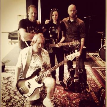 Bob, Kenny, Jess, HL @fpclakeland Band