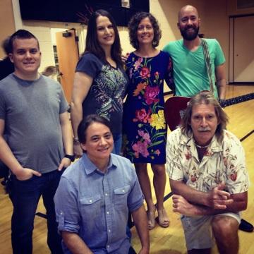 Corey, Stan, Michell, Nikki, HL, & Bob