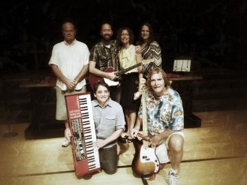 Thom, HL, Nikki, Michelle Stan, & Bob